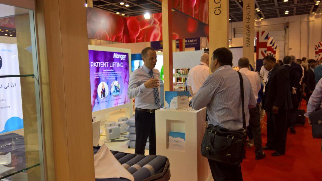 CloudCair at Arab Health