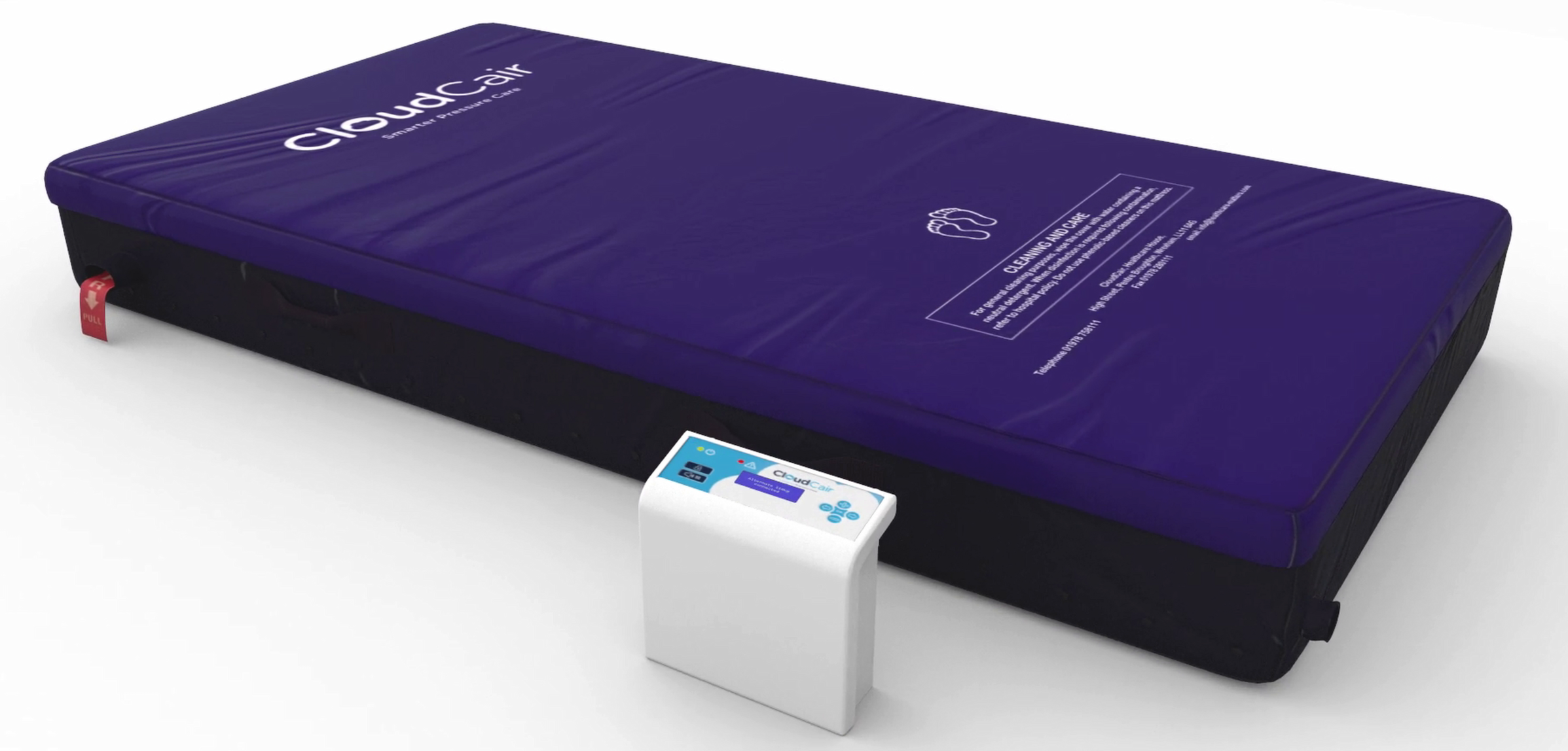 Smarter Pressure Care - CloudCair